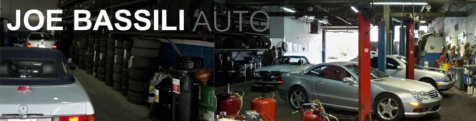 MercedesBenz Repair Shop Montreal Joe Bassili Auto Garage - Authorized mercedes benz repair shops