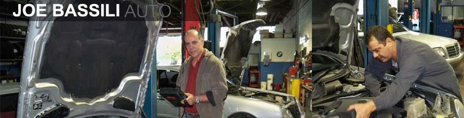 Mercedes Benz Repair Shop Montreal Joe Bassili Auto Garage - Authorized mercedes benz repair shops
